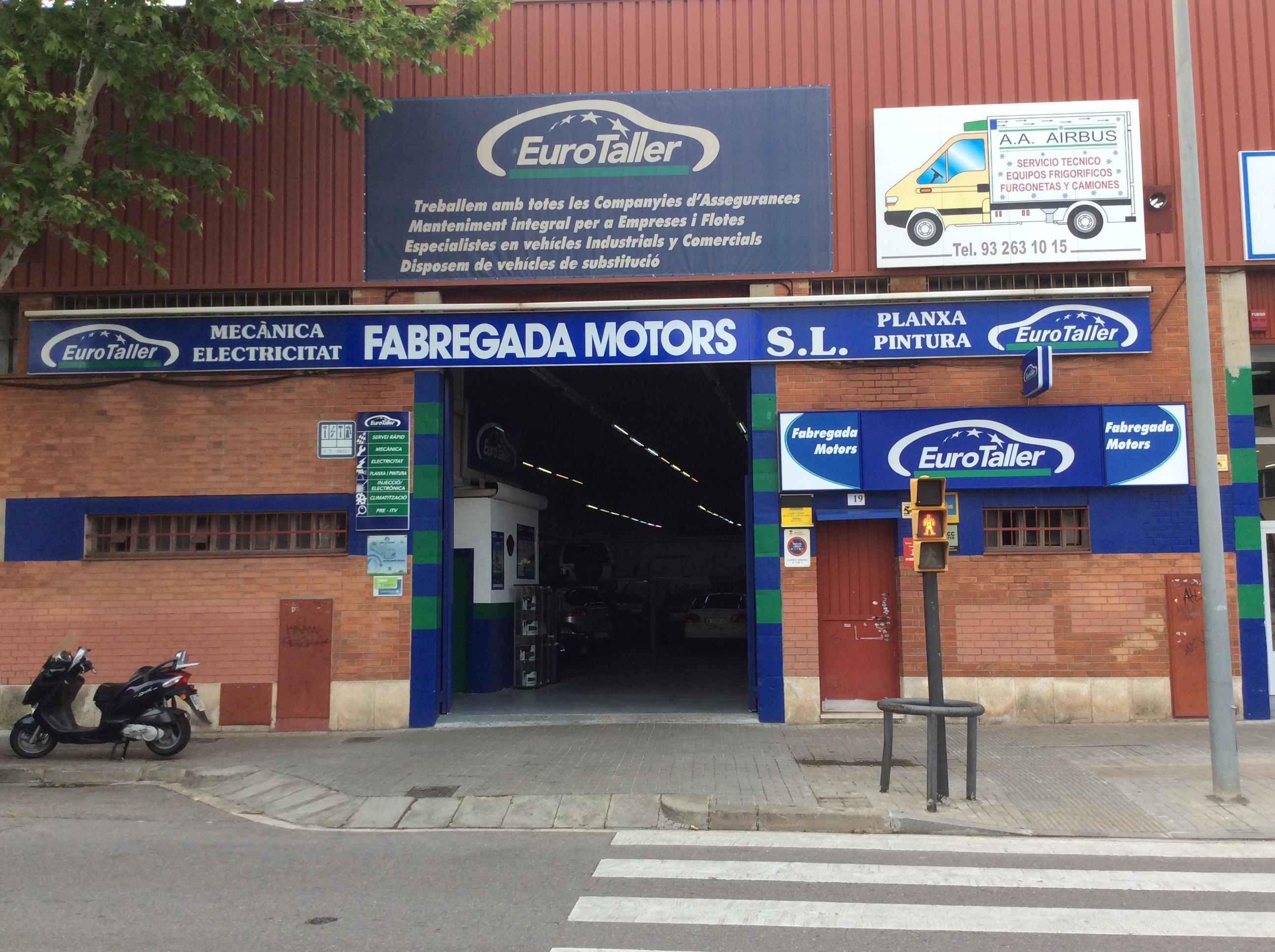 FABREGADA MOTORS
